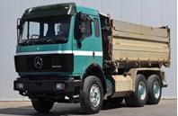 MERCEDES BENZ TRUCK Truck SK