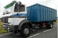 Mercedes Truck MK