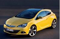 Opel Astra J GTC