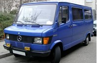 Mercedes Bus 207-310